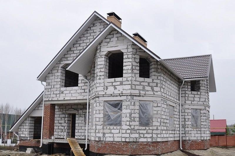 Строительство домов из газобетона Севастополь