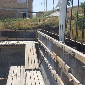 Крым строительство дома из ракушки